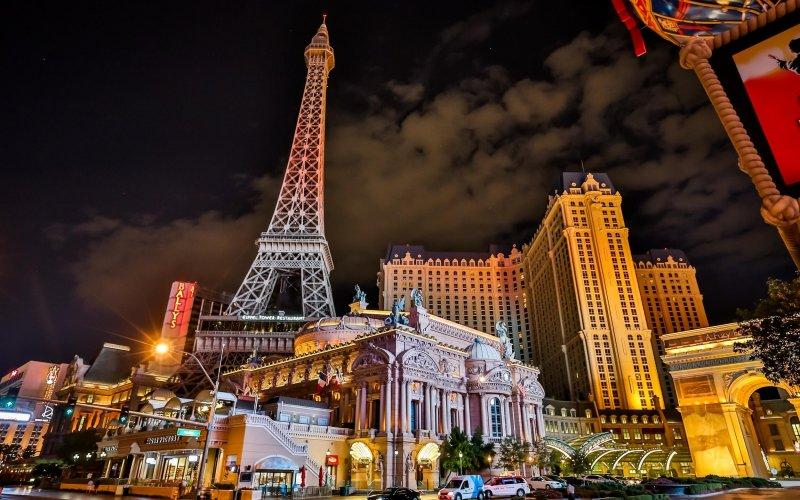 Paris Las Vegas Mon Ami Gabi