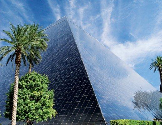 Luxor Hotel Casino Pyramide