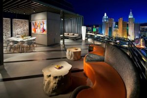 MGM Grand Terrace Suite