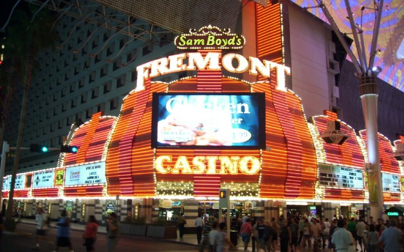 Fremont Hotel Las Vegas
