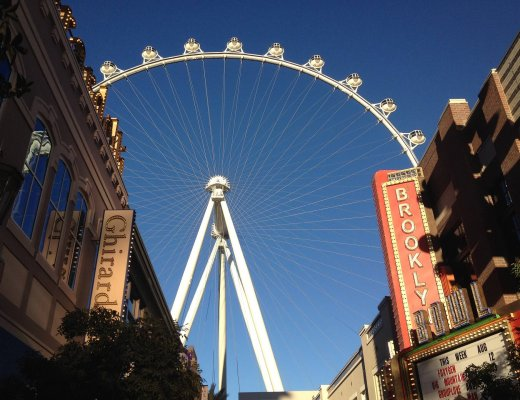 High Roller Riesenrad Las Vegas