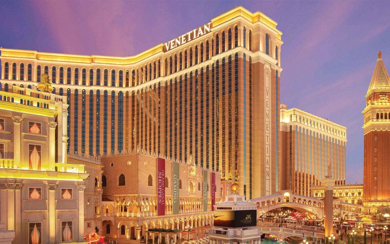 venetian hotel casino las vegas